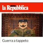guerra a tappeto