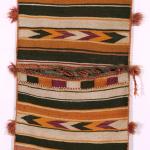 Kilim Khorjin Balouch complete. 1930 ca. cm 126x55. mint condition