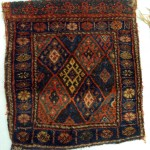jaf kurd complete bag. early XX cent. very good condition