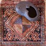 qashqai complete bag, 1880 ca. with qashqul