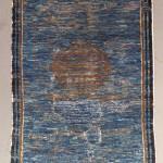 tibetan meditation rug, cm 143x67