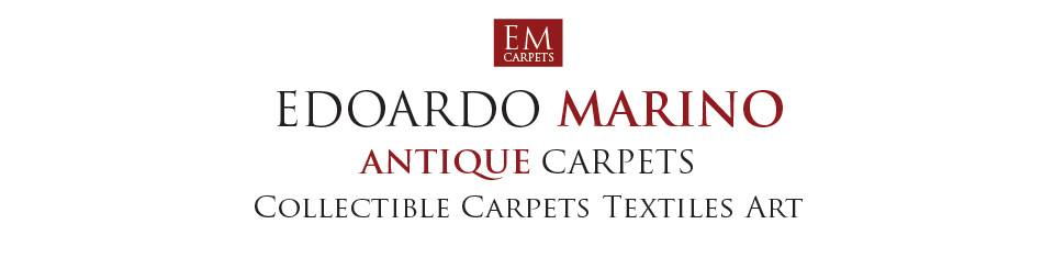 www.emcarpets.com by Edoardo Marino Antique Carpets